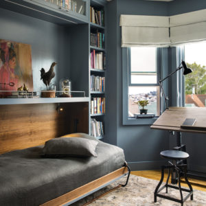 Built-ins with Murphy bed